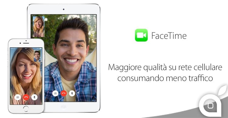 L'iPhone 6 ed il 6 Plus utilizzeranno il codec H.265 per un FaceTime in 3G più leggero, veloce e di maggiore qualità