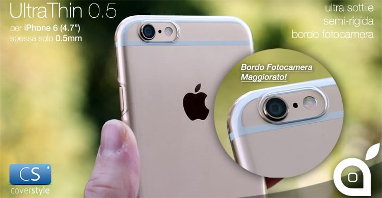 custodia rigida iphone 6s