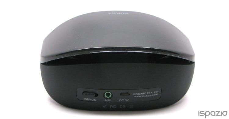 iSpazio-MR-Aukey Speaker BT013-2