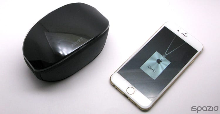 iSpazio-MR-Aukey Speaker BT013-5