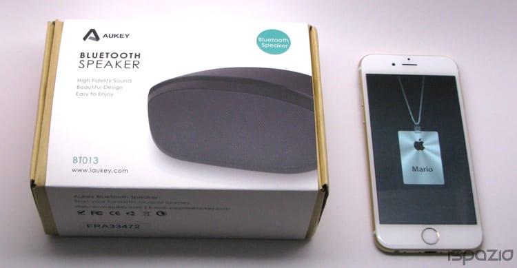 iSpazio-MR-Aukey Speaker BT013-6