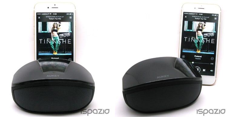 iSpazio-MR-Aukey Speaker BT013-8