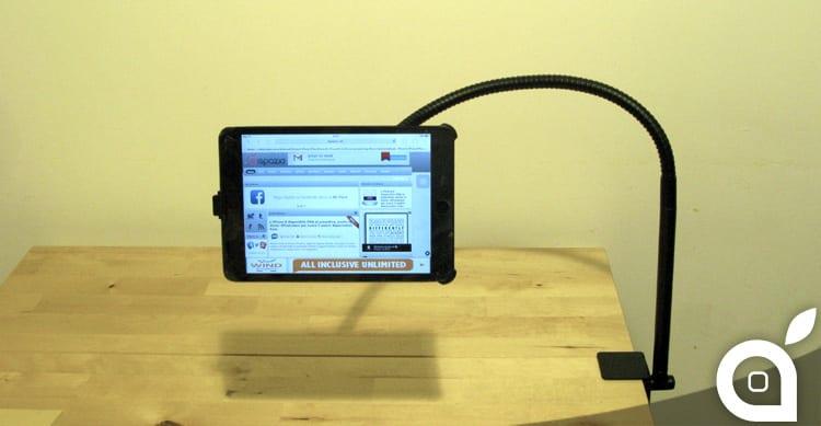 iSpazio-MR-Aukey iPad Holder-home