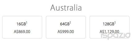 iSpazio-MR-prezzi-australia