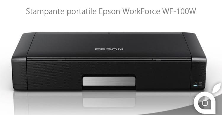 IFA 2014: Epson presenta la stampante più piccola e leggera del mondo per stampare anche in mobilità!