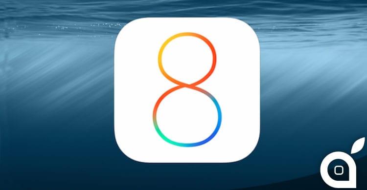 La percentuale di adesione di iOS 8 rallenta