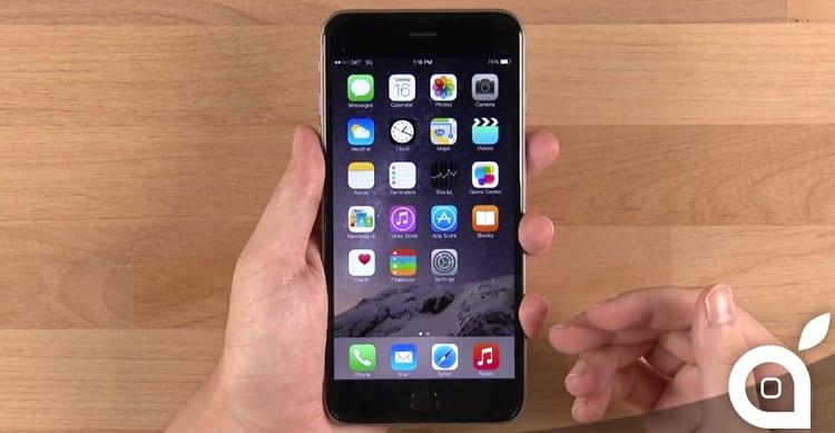 Le prime prove complete dell'iPhone, compaiono online [Video]