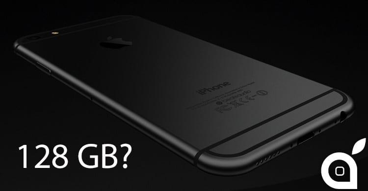 Versione da 128GB per entrambi i modelli di iPhone 6 e presentazione di iPad Air 2 già a Settembre