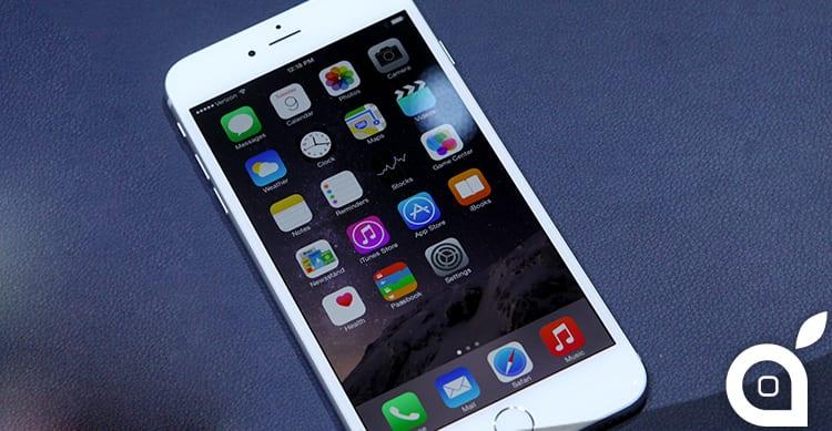 Con l'iPhone 6 Plus nessuno vorrà più comprare un iPad Mini?