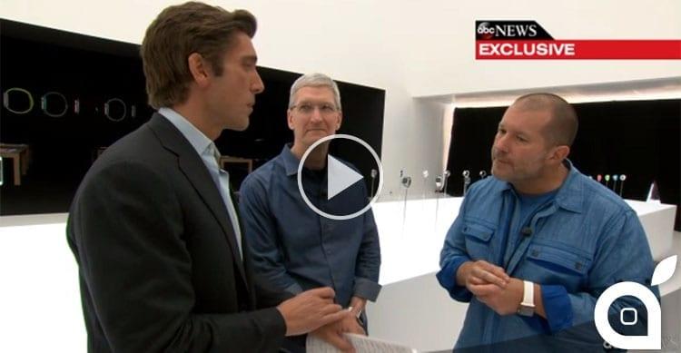 """Jony Ive definisce i nuovi iPhone e l'Apple Watch come i suoi """"miglior lavori"""""""
