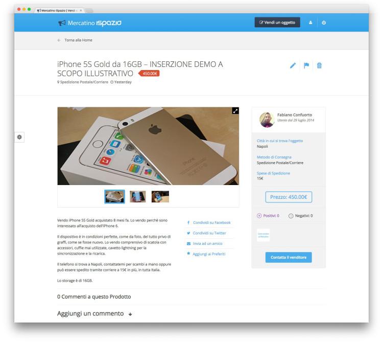 mercatino-ispazio-iphone-in-vendita
