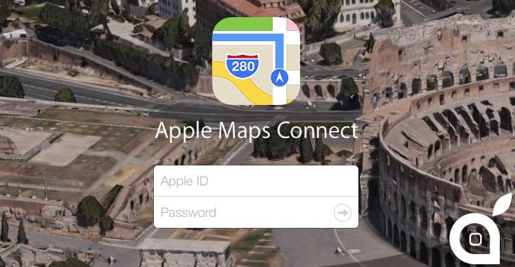 Apple lancia Maps Connect, un modo per le aziende di localizzarsi in Mappe