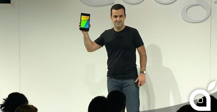 "Hugo Barra afferma: ""l'iPhone 6 è lo smartphone più bello mai fatto """