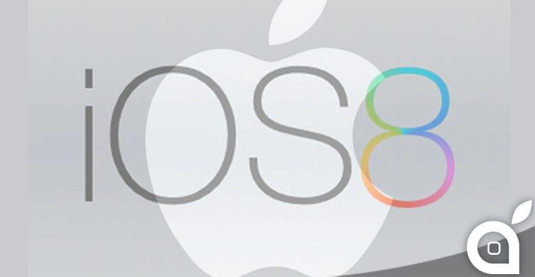iOS 8 adottato da più della metà dei device supportati