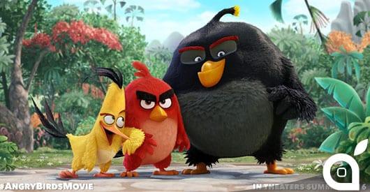 Angry Birds il film, nei cinema per l'estate 2016