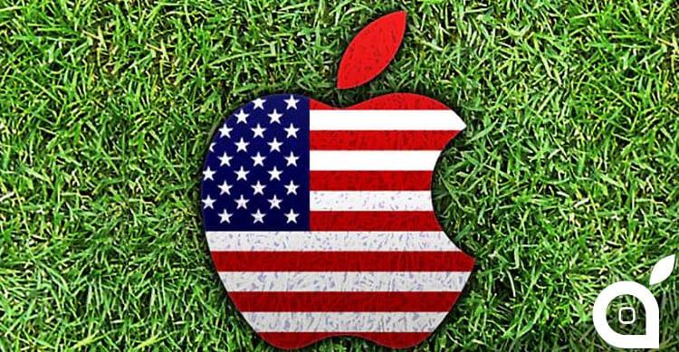apple economia usa