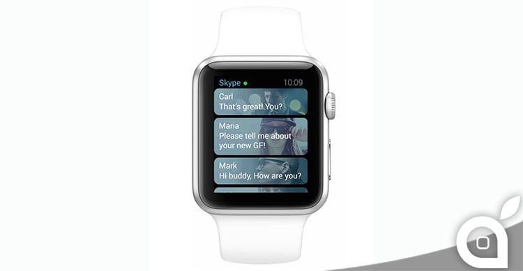 Un concept reimmagina Facebook, Tinder e Shazam di iOS in chiave Apple Watch