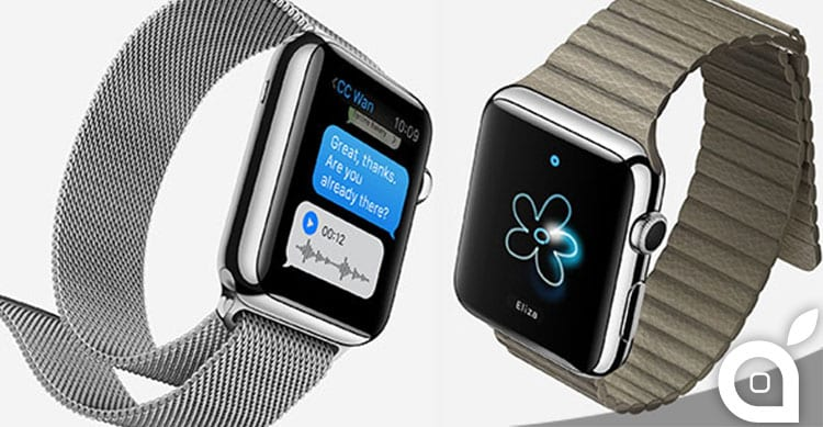 Da Novembre disponibile l'SDK per Apple Watch