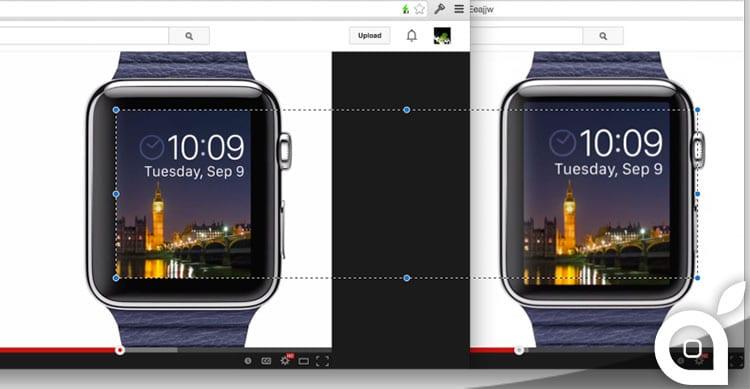 Apple sostituisce il video di introduzione di Apple Watch, ridotte le dimensioni dello schermo [Video]