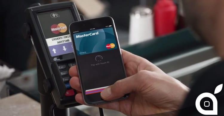 E' di MasterCard il primo spot pubblicitario incentrato su Apple Pay [Video]