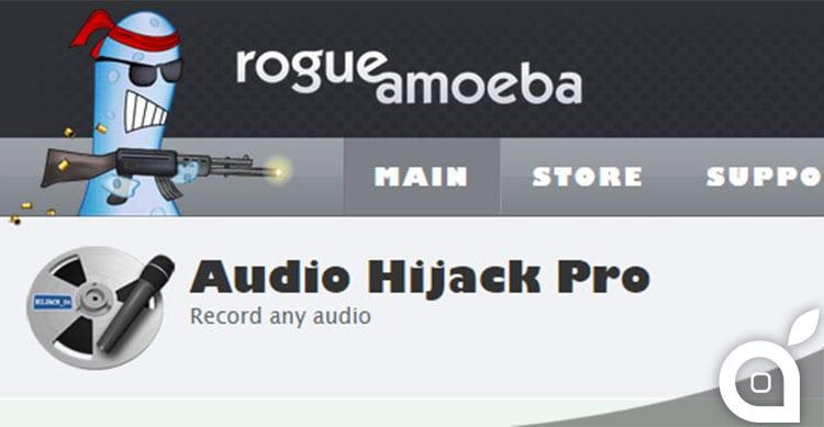 Ecco come registrare le telefonate di iPhone direttamente su Mac grazie a Audio Hijack pro