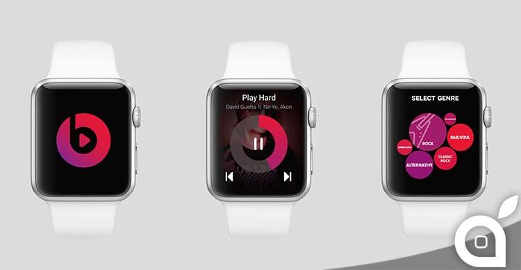 Come saranno le applicazioni su Apple Watch? Alcuni designer le immaginano così