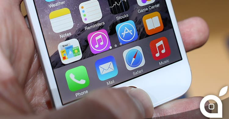 iOS 8.1: ecco come regolare la luminosità di iPhone usando il tasto Home [Guida]