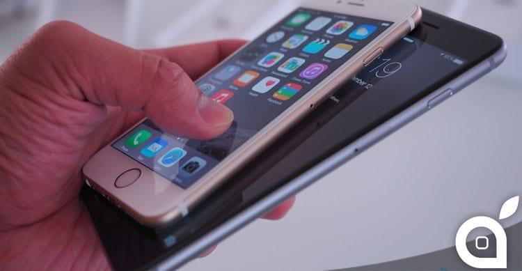 Spia rossa fotocamera iphone
