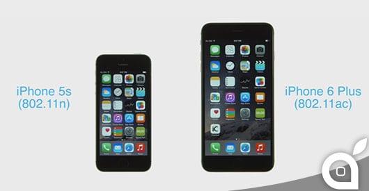 WiFi Speed Test: iPhone 5s vs iPhone 6 Plus [Video]