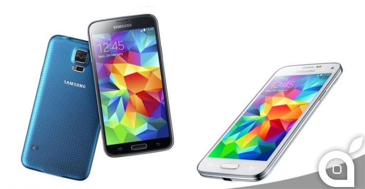 Samsung Galaxy S5 e Samsung Galaxy S5 mini in offerta con sconti fino a 230€ – deals iSpazio