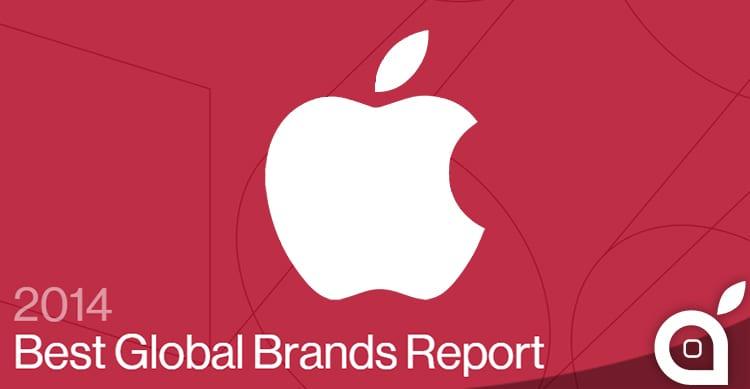 Best Global Brands: Apple si aggiudica il titolo di marchio con più valore mondo