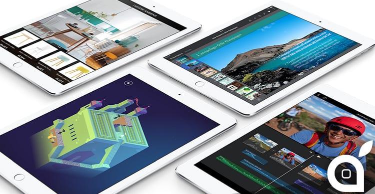 Da Settembre aumenta l'uso di iPad nel Nord America