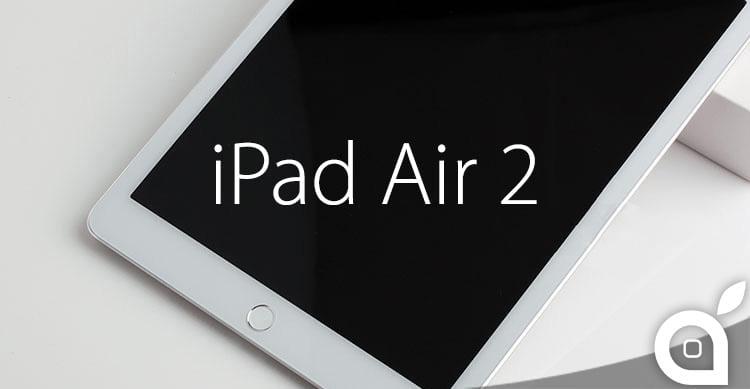 Nuove foto mostrano il chip A8X ed altri componenti di iPad Air 2