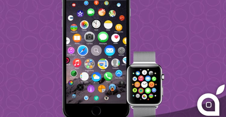 iphone 6 apple watch concept