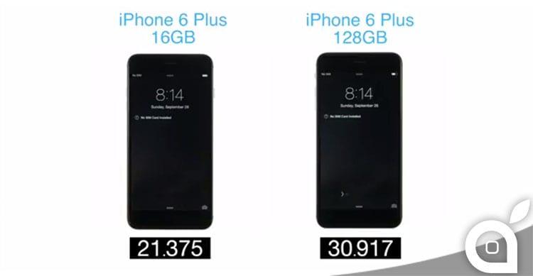 iphone 6 plus boot test