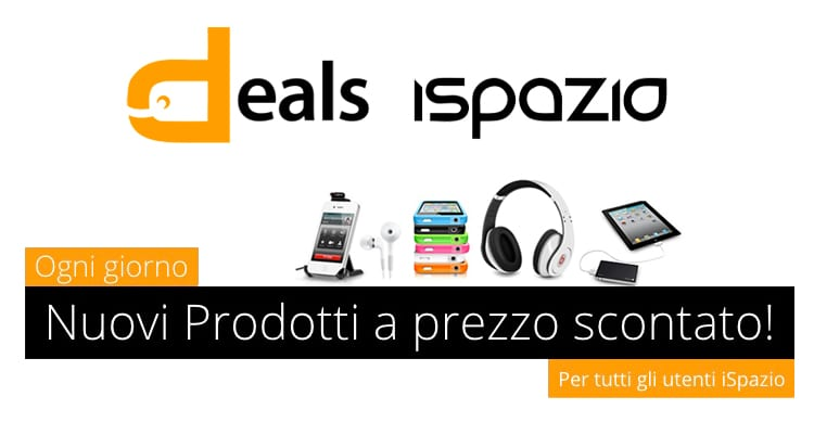 Nasce Deals iSpazio: il nuovo portale che raccoglie offerte e coupon per risparmiare sugli acquisti di accessori!