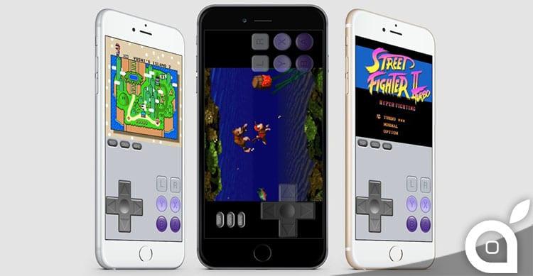 Provenance: un emulatore di giochi classici per iOS e tvOS