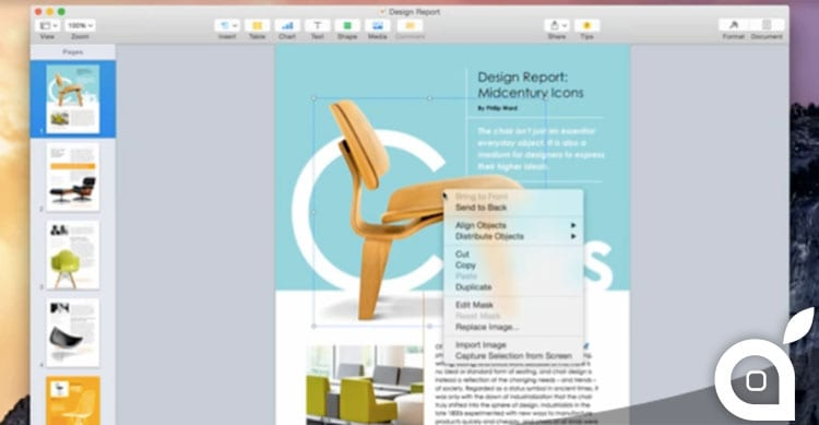 pages e keynote