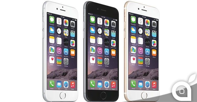 proporzione vendita iphone 6 iphone 6 plus