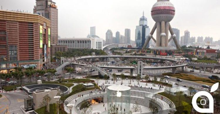 Apple aprirà 25 nuovi Store in Cina nei prossimi due anni