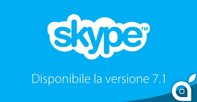 Microsoft rilascia Skype 7.1 per Mac con supporto a OS X 10.10 Yosemite [Video]
