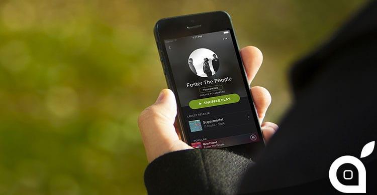Spotify Family: un unico abbonamento per tutta la famiglia