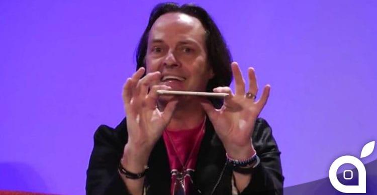 """Il CEO di T-Mobile si esprime sul bengate: """" è una s*******a"""" [Video]"""