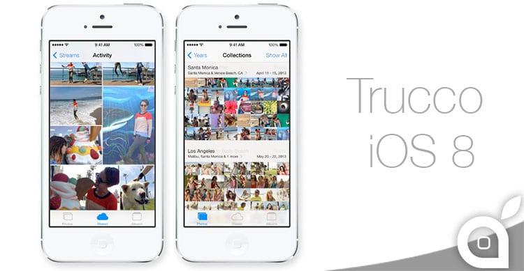 GUIDA: Come difendersi dagli amici invadenti che sfogliano le vostre immagini su iPhone [Video]