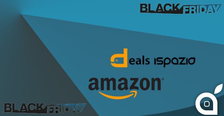 Sono iniziate le offerte Amazon per il Black Friday