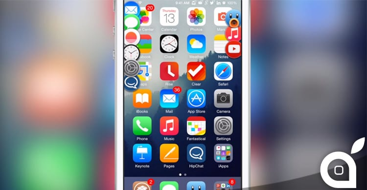 In arrivo AppHeads, un Tweak che cambia il modo di concepire il multitasking su iOS [Video]