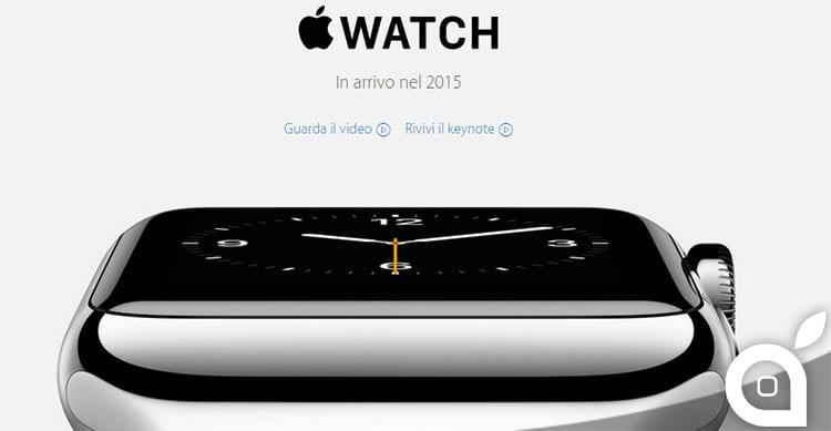 Apple Watch preannuncia un successo stellare