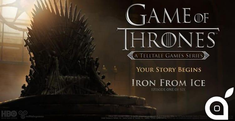 Il gioco ufficiale di Game Of Thrones è in arrivo: Ecco i primi dettagli