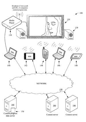Shazam-Patent