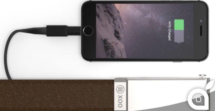 XOO Belt, la cinta tecnologica che ricarica il tuo smartphone [Video]